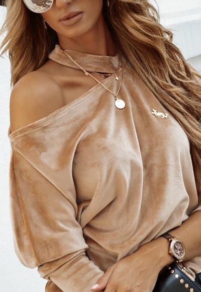 Bluza HONEY beżowa