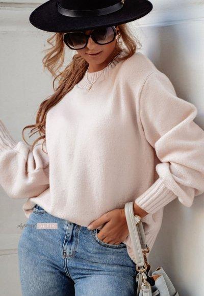 Sweter EMILY różowy