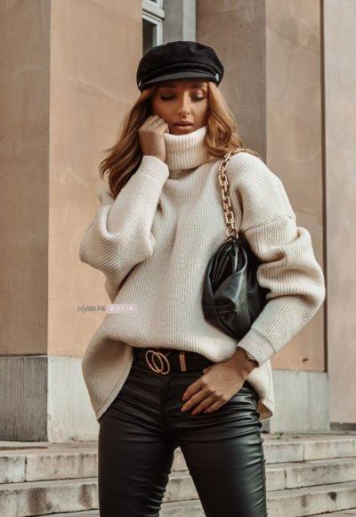 Sweter METRO ecru