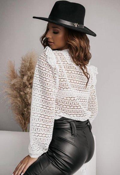 Bluzka TINNY white lace 1