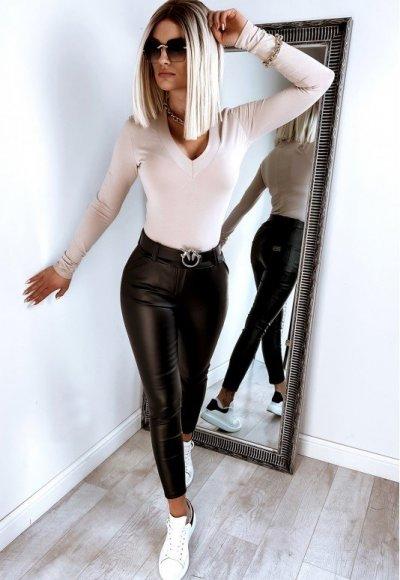 Spodnie VERSAL black