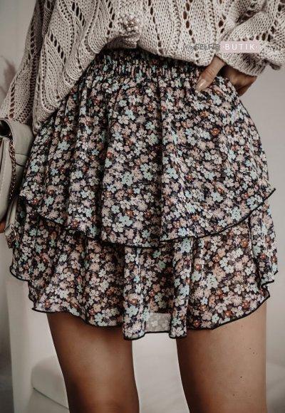 Spódnica DOLLY w kwiatowy print
