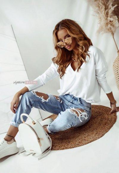 Jeansowe spodnie CROSS