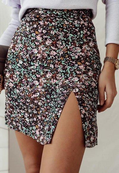 Spódnica TONYA w kwiatowy print