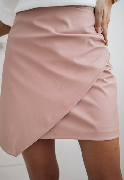 Różowa spódnica TRINNY