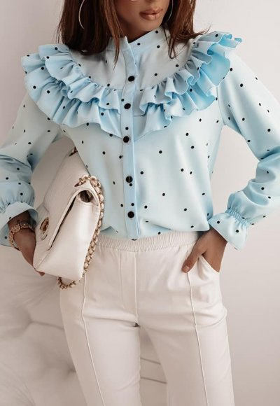 Koszula ANA blue