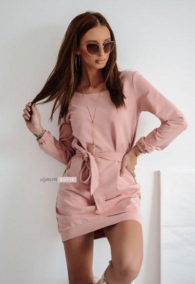 Sukienka DOVER różowa