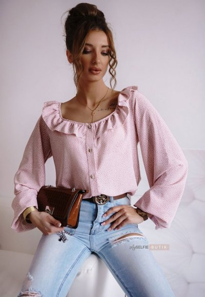 Bluzka CAPSULE różowa