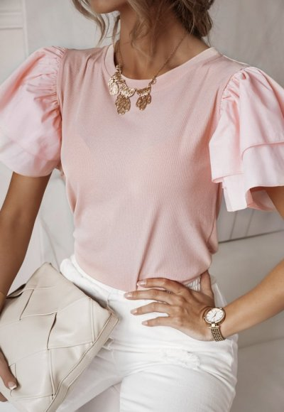 Sweter SOMBRE pink