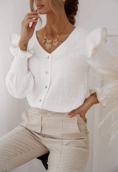 Bluzka MIA biała