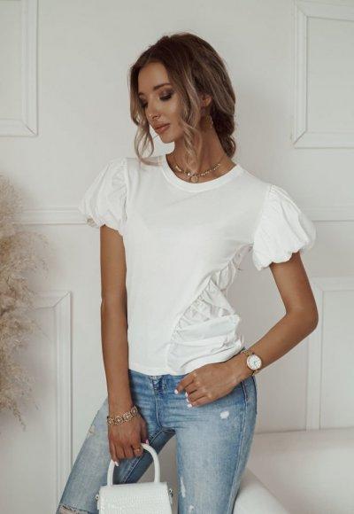 Bluzka POLLY white