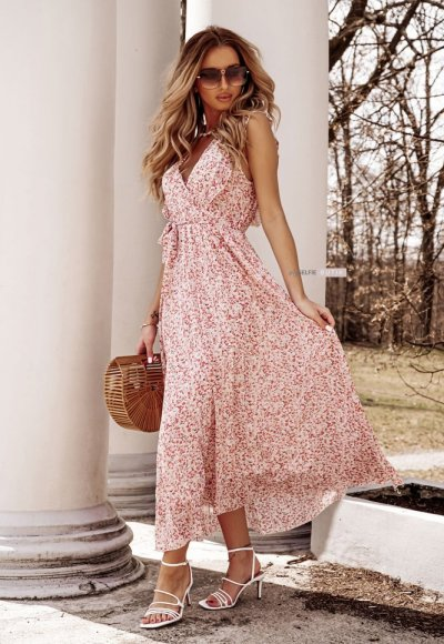 Sukienka LILIE rose
