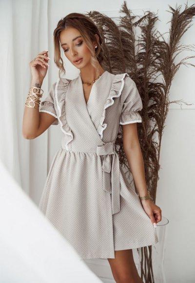 Sukienka ELEN dots