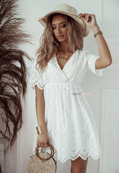Sukienka AMY biała