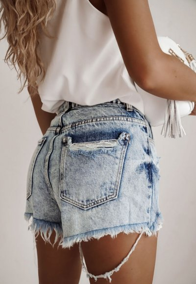 Szorty MEDDY jeans 2