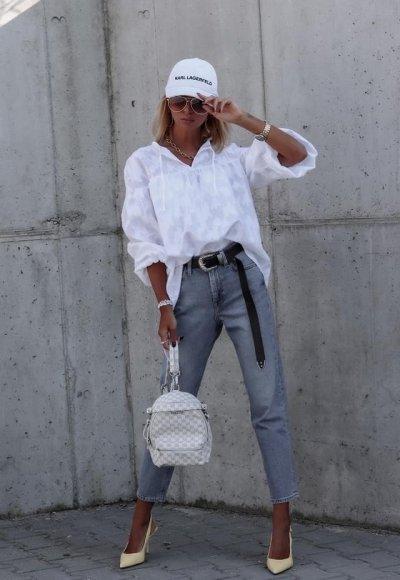 Bluzka PALERMO biała