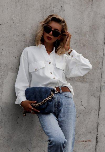 Koszula PATI biała