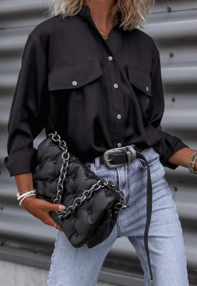 Koszula PATI czarna