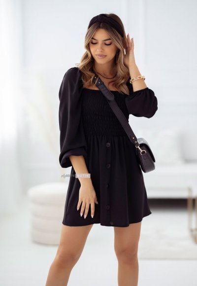 Sukienka AMARA czarna