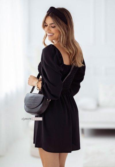 Sukienka AMARA czarna 1