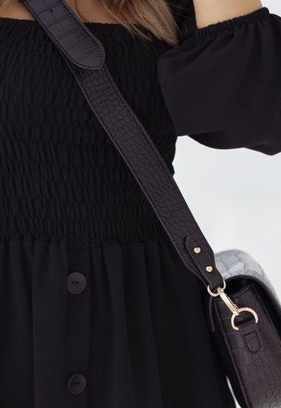 Sukienka AMARA czarna 2