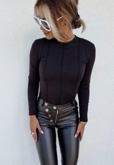 Bluzka VOGUE czarna