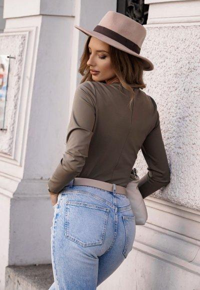 Bluzka VOGUE khaki 1