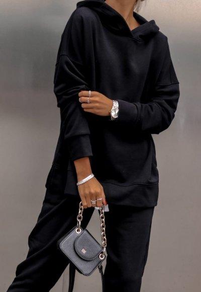 Bluza LOCA czarna
