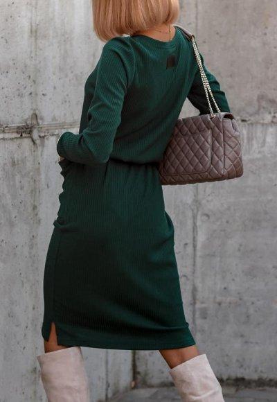 Sukienka PRETA zielona 1