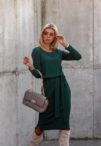 Sukienka PRETA zielona 2